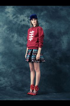 House of Holland Pre-Fall 2014 Collection Slideshow on Style.com