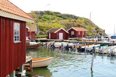 Kyrkesund, Westcoast of Sweden