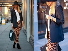 leopard fashion tumblr | just putting it out there…..leopard never goes out of style.