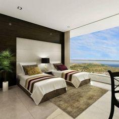 Modern sea view villa in Madliena, Malta.