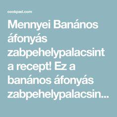 Mennyei Banános áfonyás zabpehelypalacsinta recept! Ez a banános áfonyás zabpehelypalacsinta recept egy gyors, egészséges, és finom reggeli desszert!
