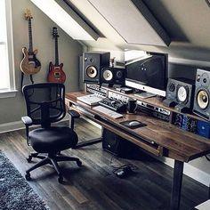 Home recording studio. @ehomerecordingstudio #music #homestudio #ecommerce