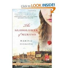 One of my favorite books The Glassblower of Murano.