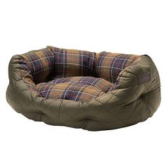 BuyBarbour Quilted Dog Bed, Extra Large Online at johnlewis.com