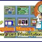 Kingdom Monera 1. There are vocabulary needed to know before learning. 2. The characteristics of organisms in Kingdom Monera 3. The arrangement of ...