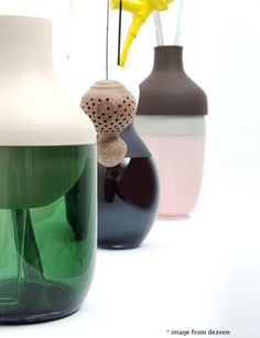 Artificial flowers by Hella Jongerius - Dezeen Glass Ceramic, Ceramic Pottery, Design Industrial, Porcelain Ceramics, Clean Design, Texture, Glass Design, Decorative Objects, Home Decor Accessories