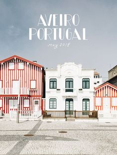Portugal, May A Day Trip From Porto to Aveiro — Ciao Fabello Visit Portugal, Portugal Travel, Spain And Portugal, Oh The Places You'll Go, Cool Places To Visit, Places To Travel, Travel Destinations, Algarve, Day Trips From Porto