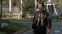 Did you catch the cameo appearance from Morgan in this week's Walking Dead episode?