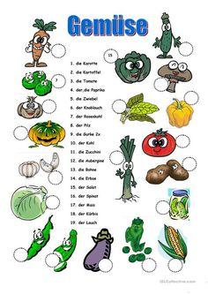 One-click print document Vocabulary List, Grammar And Vocabulary, Vocabulary Worksheets, English Vocabulary, German Grammar, German Words, German English, Learn German, Study German