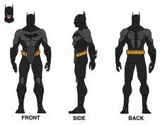 Batman Redesign | Comics Amino…