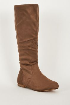 Just added a new product: Brown Stylish Low... Click here: http://www.fbargainsgalore.co.uk/products/brown-stylish-low-heels-faux-suede-flat-womens-calf-boots?utm_campaign=social_autopilot&utm_source=pin&utm_medium=pin