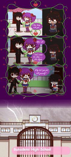 Yandere Comic - Kizana's Happy End by DancerQuartz on DeviantArt