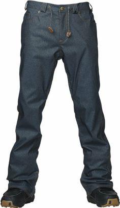 Analog Remer 13/14 Pants - Indigo Denim: Amazon.co.uk: Sports & Outdoors