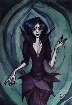 The other mother by IrenHorrors on deviantART