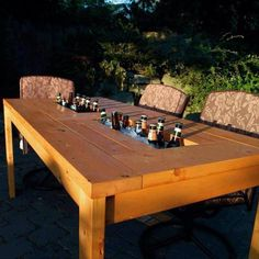 Great backyard table!!!