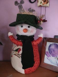 Muñeco de nieve!