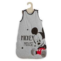 Gigoteuse en jersey 'Disney Baby' gris chiné Bébé garçon