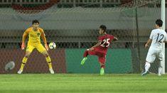 Timnas U-23 gagal mengakhiri uji tanding dengan kemenangan. Menjamu Korea Selatan U-23 (Korsel) di Stadion Pakansari, Bpgpr, Sabtu (23/6),