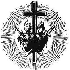 Sacred Heart and Immaculate Hearts ... http://corjesusacratissimum.org/2012/04/sacred-heart-burning-furnace-of-charity/