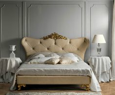 CAPRICCI VENEZIANI  |  PRESTIGE French Furniture, Luxury Furniture, Fur Bedding, Wall Patterns, Mid Century Furniture, Luxurious Bedrooms, Interior Styling, Indoor, Couch