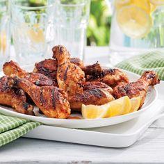Pilons de poulet piri-piri - Recettes - Cuisine et nutrition - Pratico Pratiques - Barbecue