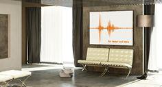 #art #kunst #voice #stimme #stimmportrait #decoration #interior #dekoration #artyourvoice