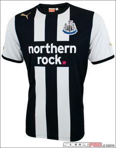 Puma Newcastle Home Jersey 2011-2012... 67.49 Newcastle Brown Ale ac290ded49a20