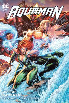 AQUAMAN TP VOL 08 OUT OF DARKNESSEn estos cuentos de AQUAMAN # 48-52, un enemigo letal puede llegar a cualquiera a través de una gota de agua y está fuera de la matanza. Dead Water parece imparable, y Aquaman va a necesitar ayuda de Aquawoman. Este título también incluye AQUAMAN: REBIRTH # 1!