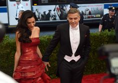 OnlyOnAOL: How Amal Clooney shut down the red carpet in Cannes Amal Clooney, George Clooney, Art Costume, Costumes, Expensive Taste, Important People, Costume Institute, Through The Looking Glass, Metropolitan Museum