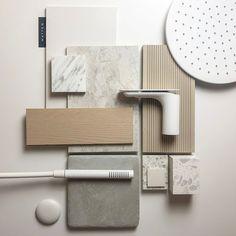 coffee mugs design Moodboard Interior, Color Concept, Material Board, Interior Design Boards, Design Blog, Tile Design, Room Colors, Bathroom Interior, Colorful Interiors