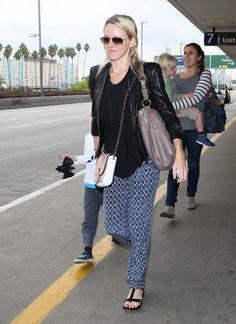 Naomi Watts and Joie Pants