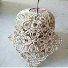 Miniature crochet square doily 6 cm, dollhouse crochet tablecloth, dollhouse miniature white small doily micro crochet by MiniGio Crochet Motifs, Crochet Square Patterns, Crochet Blocks, Crochet Squares, Thread Crochet, Love Crochet, Diy Crochet, Crochet Designs, Crochet Crafts