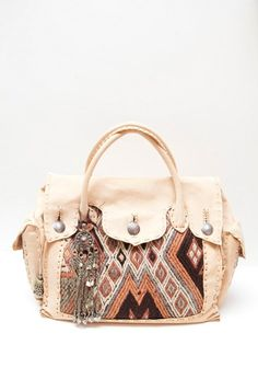 Simone Camille Large Carpet Bag