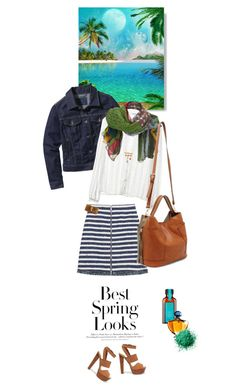 """1450"" by m-lane ❤ liked on Polyvore featuring H&M, Patagonia, Rodarte, Sonia by Sonia Rykiel, Chan Luu, Steve Madden, Daniela Villegas and Guerlain"