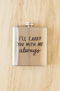 ADAMJK X UO Carry You Flask - Urban Outfitters