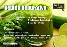 #Receta: Bebe esto todas las mañanas para sentir tu #cuerpo más ligero y con energía. #salud #bienestar #fitness