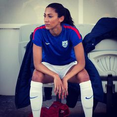 Christen Press. Barely seen her play this WC sadly