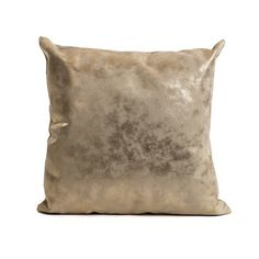 Gold Suede Effect Cushion - Chickidee Homeware