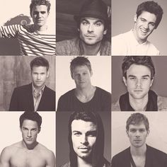 The hottest men in the world.