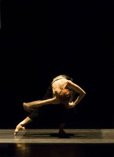 Sylvie Guillem @ Push. Those feet…that woman. #nowords