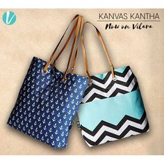 Funky Bags from the house of Kanvas Kantha! Shop the Collection here: #kanvaskantha #brandlaunch #bags #quirky #totes #handbags #premium #vilara