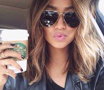 Inspiring image beautiful, beauty, blogger, brunette, cute, eyebrows, fashion, girl, gorgeous, hair, hipster, instagram, kiss, lips, love, makeup, model, nails, ombre, perfect, queen, short hair, starbucks, starbucks coffee, style, sunglasses, trendy, women #2493352 by KSENIA_L - Resolution 640x640px - Find the image to your taste
