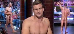 Beau Ryan relève le pari de présenter nu le NRL Footy Show | Boiz