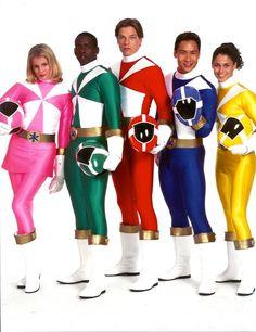 #PowerRangers - Power Rangers Actors