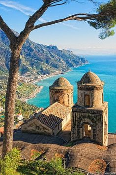 best cities to visit in italy #italytravel Ravello Italy, Visit Italy, Italia, Villa, Italy, Mansion, Villas, Mansions