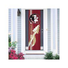 Florida State Seminoles Door Banner, Multicolor