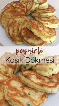 Spoons with cheese - delicious recipes Informations About Peynirli Kaşık Dökmesi - Nefis Yemek Tarif Breakfast And Brunch, Turkish Breakfast, Best Breakfast Recipes, Yummy Recipes, Cheese Recipes, Baby Food Recipes, Cooking Recipes, Yummy Food, Delicious Desserts