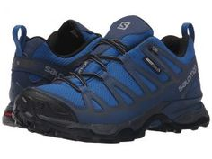 Salomon X Ultra Prime CS WP (Deep Water/Slateblue/Dark Cloud) Men's Shoes