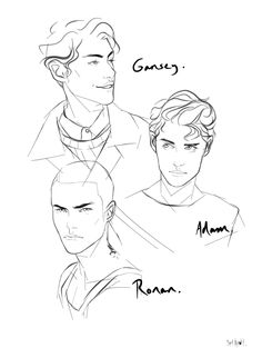 """magicalmiscreants: """" I finally started reading The Raven Cycle so I decided to get this out of my system once and for all! """""""