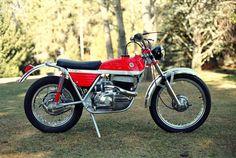 Attractive Mini Moto, Bultaco Tiron 100cc Idea